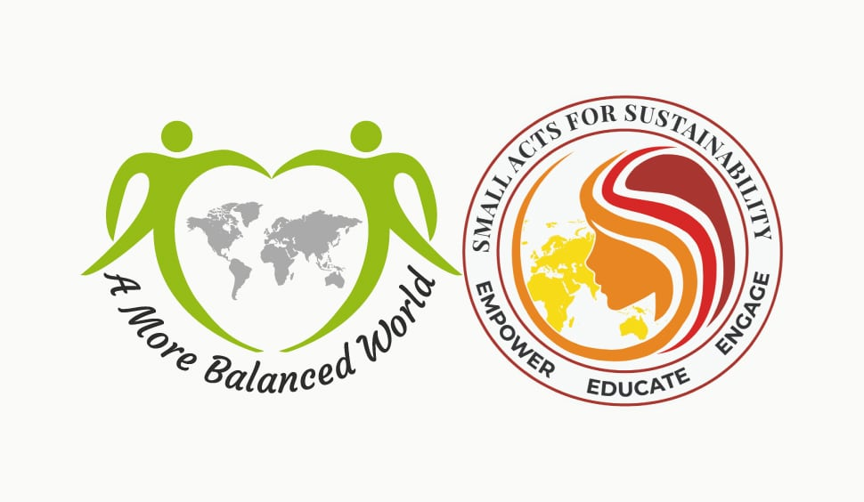'A More Balanced World' and 'Small Acts for Sustainability' Enter A Strategic Partnership
