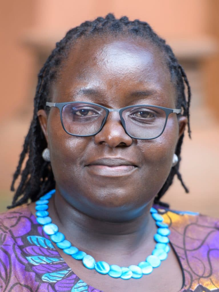 Beatrice Achieng Nas PCE Founder, Exec. Director